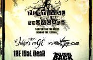 BREAKING BANDS FESTIVAL SHOWCASE GIG ANNOUNCED!