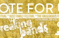 BREAKING BANDS FESTIVAL NOMINATED FOR 4 AWARDS: UK FESTIVAL AWARDS 2016