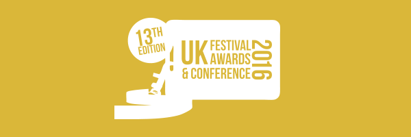 BBFEST SHORTLISTED FOR BEST SMALL FEST AT THE UK FESTIVAL AWARDS!