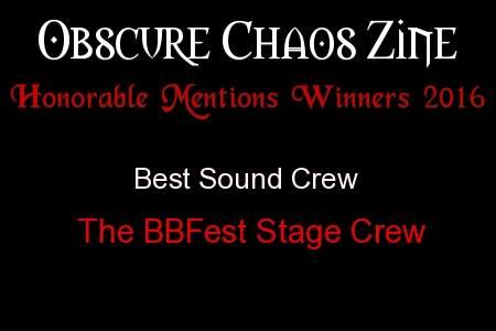 Best Stage Crew