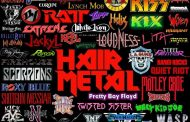 1980's HAIR METAL THEME NIGHT ANNOUNCED!