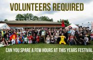 VOLUNTEER APPLICATIONS NOW OPEN FOR BREAKING BANDS FESTIVAL 2019