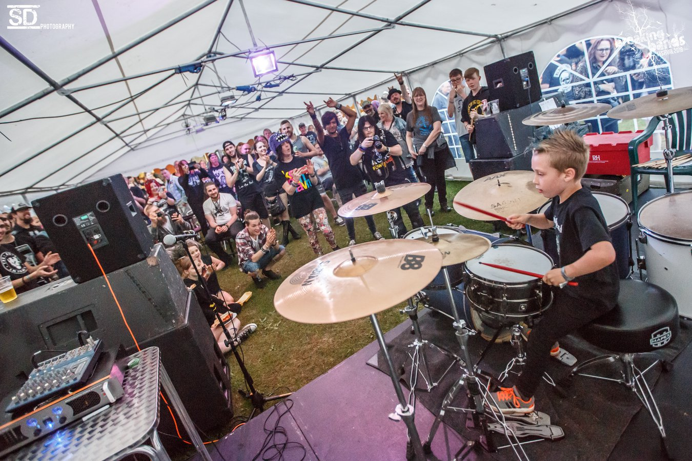 BREAKING BANDS FESTIVAL DOUBLES IN CAPACITY WITH NEW LICENSE!
