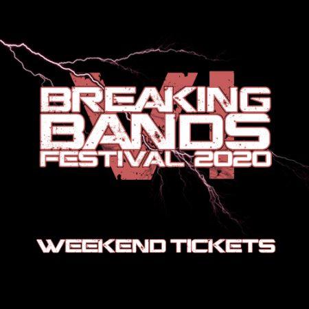 BBFest VI 2020 Weekend Ticket
