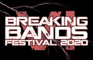 BREAKING BANDS FESTIVAL IV (2020) TICKET LAUNCH AND WEBSITE RE-VAMP